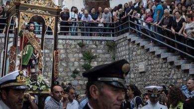 Photo of SOLENNI FESTEGGIAMENTI IN ONORE DI SAN ROCCO Patrono di Senise Senise 14 – 15 – 16 -17 Agosto 2016 PROGRAMMA RELIGIOSO