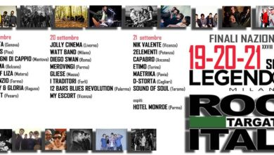 Photo of FINALI DI ROCK TARGATO ITALIA  19-20-21 Settembre, ore 21.00  @ Legend Club – Milano