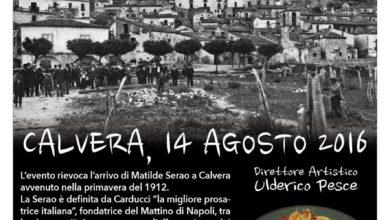Photo of A Calvera La Notte dei Palazzi Bianchi e il Viaggio di Matilde Serao