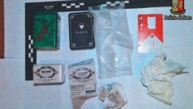 Photo of Ha cocaina, arrestato 25enne potentino Trovato in possesso di 38 dosi. Sequestrato anche un motociclo