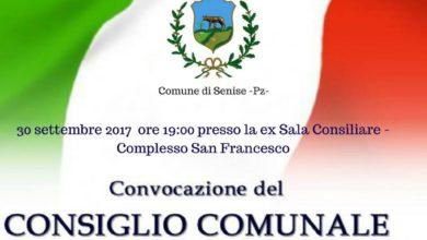 Photo of Consiglio Comunale di Senise ritorna nella sede storica sala Complesso San Francesco