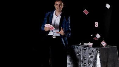"""Photo of Presentazione libro """"Le magiche storie del Mago Alesgar"""""""