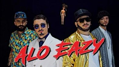 Photo of ALO EAZY  È ON LINE   JINGLE JUNGLE   Il nuovo video del gruppo electro reggae  con la straordinaria partecipazione di Nicola Bruno