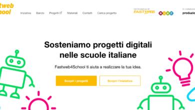 Photo of Fastweb4School, al via la seconda fase di crowdfunding