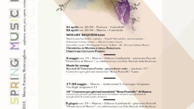 Photo of MATERA SPRING MUSIC FESTIVAL, IL 29/6 I FIATI DI ROCCO D'AMBROSIO