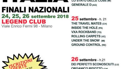 Photo of Finali Nazionali  ROCK TARGATO ITALIA  XXX Edizione