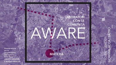 """Photo of AL VIA PROGETTO """"AWARE – MOLTE COMUNITÀ, UNA NAVE"""""""