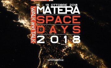 Photo of SPACE DAYS, CINQUE GIORNI DI INCONTRI A MATERA