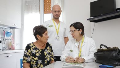 Photo of SANITÁ BASILICATA. I pazienti dell'Assistenza Domiciliare Integrata promuovono a pieni voti il servizio dell'Azienda Sanitaria di Potenza svolto dalla Cooperativa Auxilium