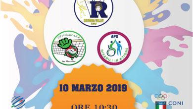 Photo of A Rotonda il secondo Memorial di Sitting Volley dedicato a Francesco Conte 10 Marzo