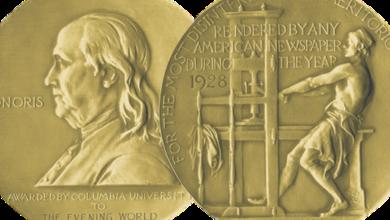 Photo of Premi Pulitzer a Nyt, Wsj e Wp per le inchieste su Trump. L'italiano Tugnoli premiato per la fotografia