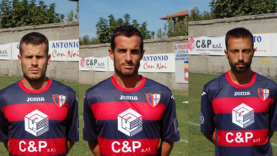 Photo of Ferraiuolo e i fratelli Grandis ancora in rossoblu