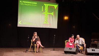 """Photo of Festival """"Il Federiciano"""" di Rocca Imperiale: Grande entusiasmo durante l'incontro con il poeta civile georgiano Dato Magradze"""