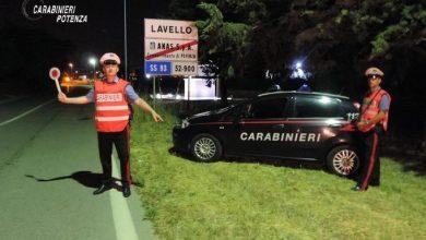 Photo of Nove denunciati in provincia di Potenza