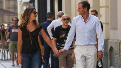 Photo of Ambra Angiolini e Max Allegri si sono trasferiti nella nuova casa a Brescia, sono andati a vivere insieme