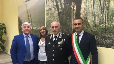 Photo of Inaugurata a Noepoli nella sala del Mume mostra in ricordo del Carabiniere Claudio Pezzuto