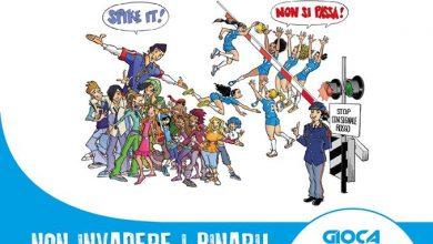 """Photo of Manifestazione """"Gioca Volley S3 in sicurezza"""" 06  Novembre"""