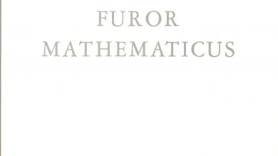 "Photo of TORNA IN LIBRERIA IL ""FUROR MATHEMATICUS"" DI LEONARDO SINISGALLI"