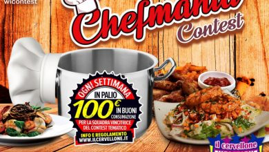 Photo of Chef Mania Contest, al via il nuovo quiz a tema cucina