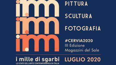 """Photo of """"I Mille di Sgarbi"""", a Cervia lo stato dell'arte contemporanea italiana"""