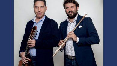 """Photo of Grande interpretazione del famoso brano argentino """"Palermo"""" per flauto e chitarra"""