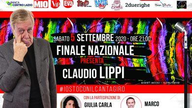 Photo of Parte l'edizione 2020 del Cantagiro: la finalissima sarà presentata da Claudio Lippi