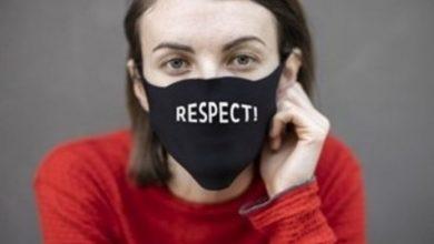 """Photo of La pubblicità in mascherina, una campagna per chiedere a tutti """"Respect!"""""""