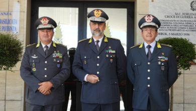 Photo of Gdf: cambio al Comando regionale Basilicata Il nuovo comandante è il generale di brigata Gaetano Scazzeri
