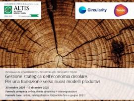 Photo of Nuove professioni green: Università Cattolica forma i manager dell'economia circolare