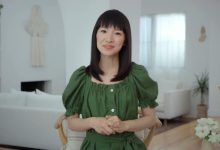 Photo of MARIE KONDO LANCIA 'THE FUNDAMENTALS OF TIDYING