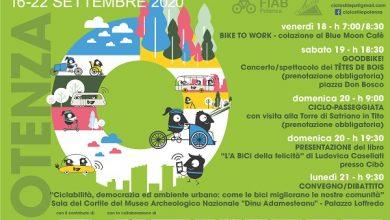 Photo of La Settimana Europea della Mobilità Sostenibile
