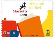Photo of Tre nuovi francobolli culturali, Hoepli, Marietti e Rodari