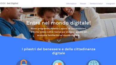 Photo of Facebook presenta GetDigital, per un'educazione digitale consapevole