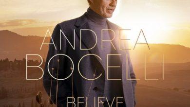 """Photo of Bocelli torna con Believe """"Ecco le mie note del cuore"""" Album con inedito di Morricone e un evento streaming il 12/12"""