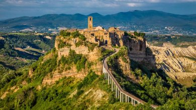 Photo of Civita di Bagnoregio candidata per lista Patrimonio Unesco