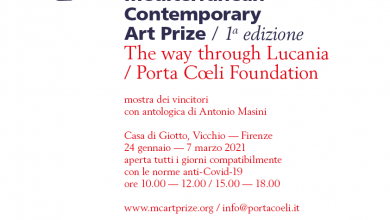 "Photo of A VICCHIO (FI) LA MOSTRA ""MEDITERRANEAN CONTEMPORARY ART PRIZE"""