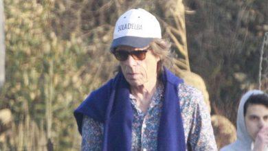 Photo of Mick Jagger ad Agrigento, visita a monumenti e pranzo