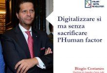 Photo of Digitalizzare sì ma senza sacrificare l'Human factor