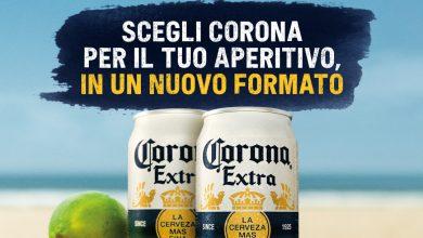 Photo of CORONA  Arriva la lattina firmata Corona, un nuovo modo di vivere un momento di relax