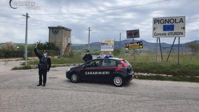 Photo of Pignola Carabinieri interrompono festa in abitazione privata, sanzionate sette persone
