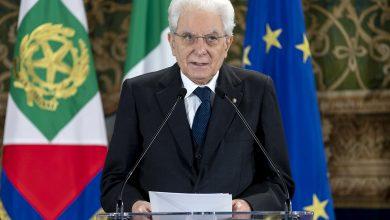 Photo of Mattarella: «Buon Primo maggio all'Italia che riparte»