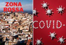 Photo of Covid: cinque comuni lucani in zona rossa fino al 16 maggio