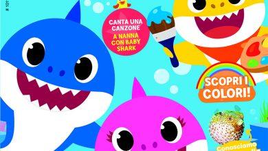 Photo of PANINI MAGAZINES presenta BABY SHARK