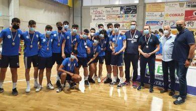 Photo of La DMB Villa d'Agri vince il Campionato Regionale Under 17 maschile e parteciperà alla Finale Interregionale di Viggiano (PZ)